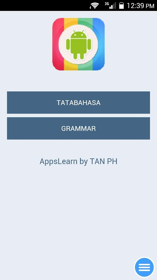 AppsLearn- screenshot