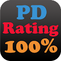 PD Rating 100% icon