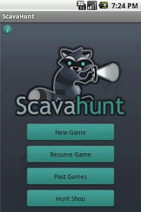 ScavaHunt Proof of Concept - screenshot thumbnail