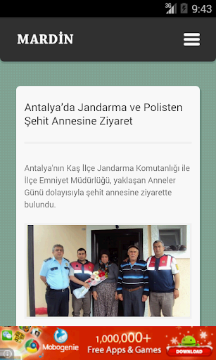 【免費新聞App】Mardin Haber-APP點子