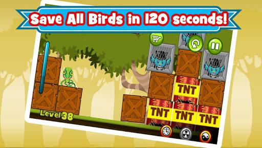 免費下載休閒APP|愤怒的蜥蜴:宠物鸟救援 app開箱文|APP開箱王