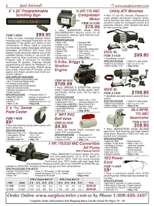 Surplus Center Catalog screenshot 3