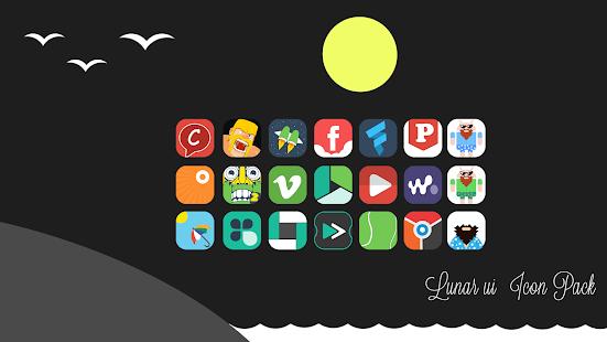 Lunar UI Icon Pack