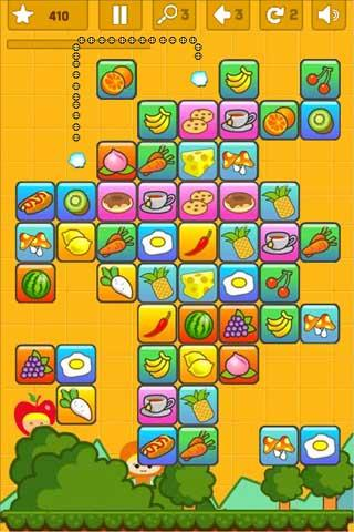 Screenshots of EAT FRUIT Link Link (FREE) for iPhone