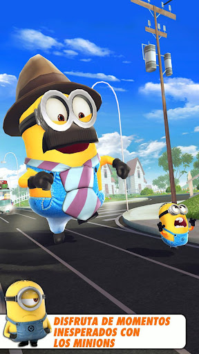 descargar SD Despicable Me Minion Rush v1.0.0 android