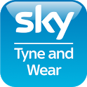 Sky Tyne and Wear icon