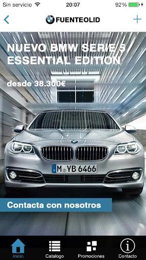 BMW Fuenteolid