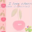 Theme Cherries for GO Launcher icon