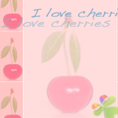 Go Launcher EX Theme Cherries