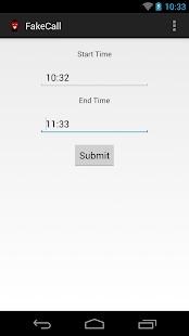 Fake Call - screenshot thumbnail
