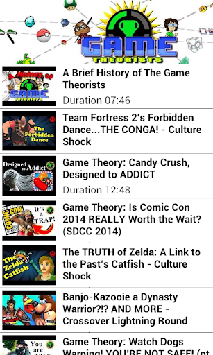 The Game Theorists Channel