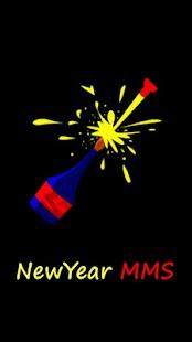 New Year MMS - screenshot thumbnail