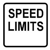 My Speed Limits