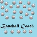 Baseball Coach - Free icon