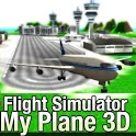 Flight Simulator: My Plane 3D icon