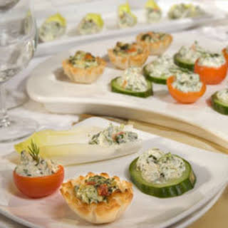 Impressive Spinach Dip Appetizers.