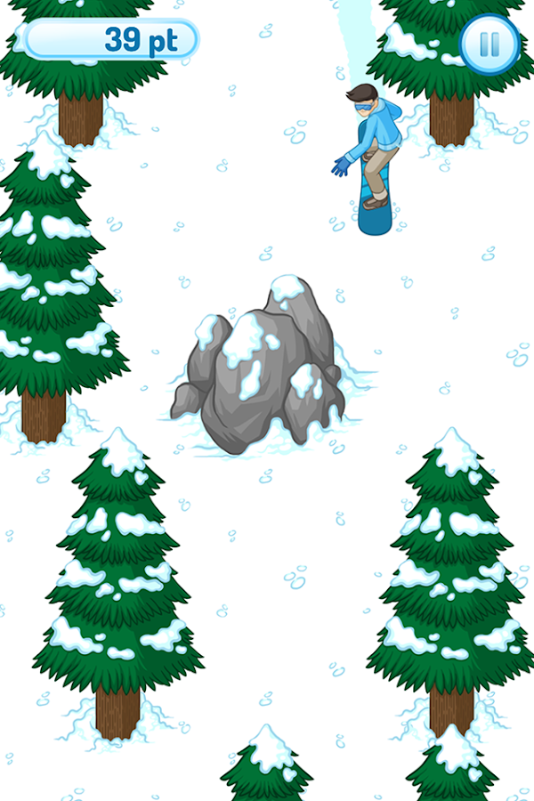 Slope Boarder- screenshot