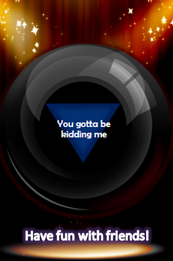 Hot Mess Magic 8 Ball