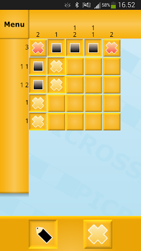 Griddlers Picross