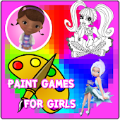 Coloring Games for Girls