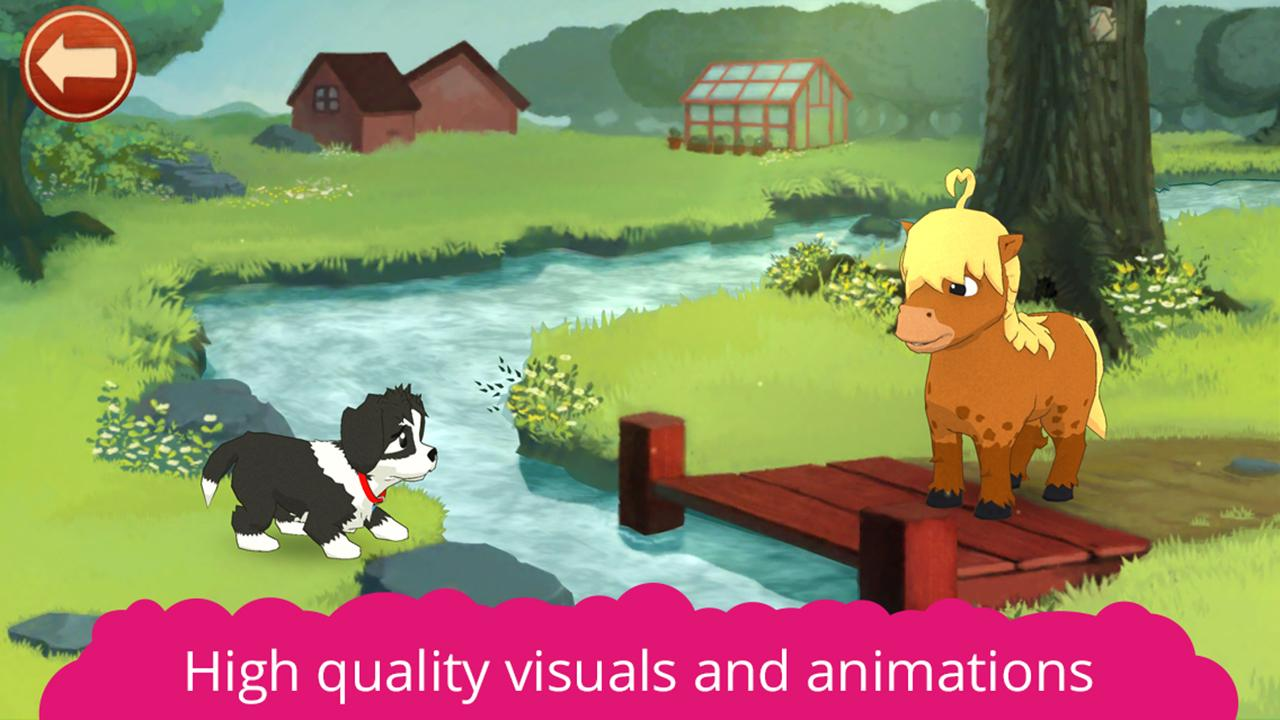 Peppy Pals Farm - Friendship- screenshot