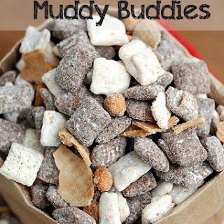 Drumstick Muddy Buddies