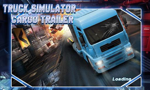 卡車模擬:運送專家