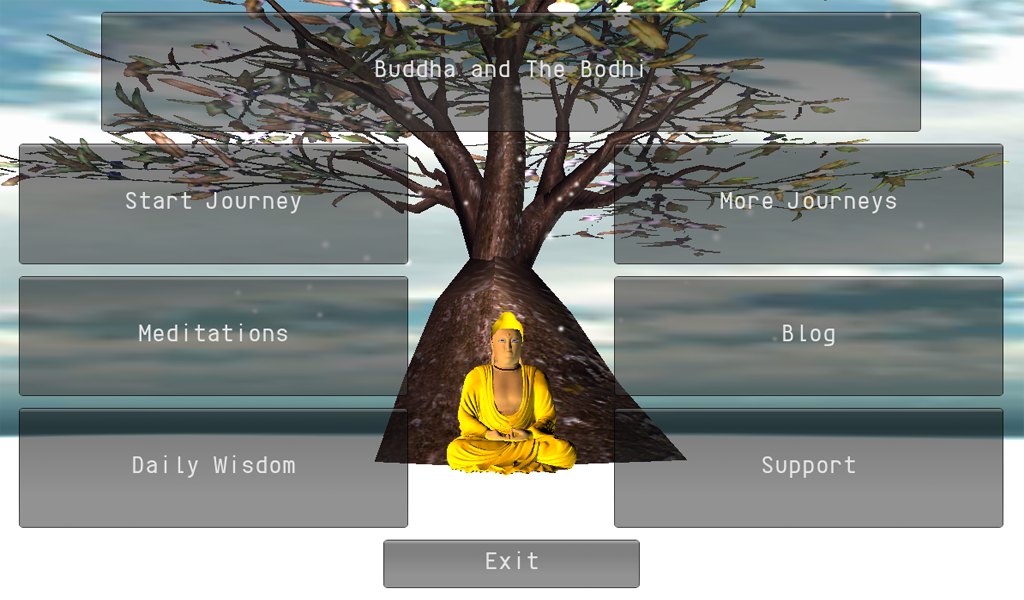 Buddha and The Bodhi - screenshot