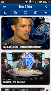 Edmonton Oilers- screenshot thumbnail