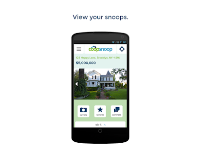 CoopSnoop Real Estate Tool- screenshot thumbnail