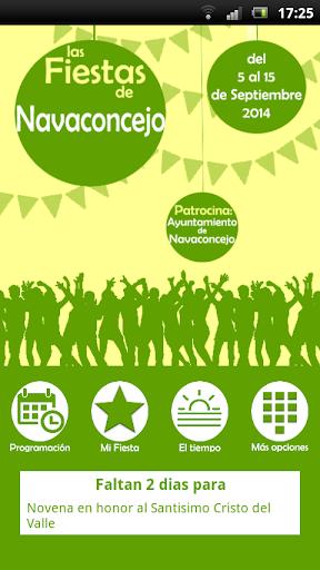 Navaconcejo 2014