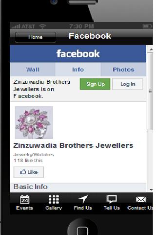 Zinzuwadia & Co. - screenshot