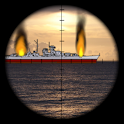 Combate naval icon
