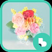 빈티지 꽃 버즈런처 테마 (홈팩)
