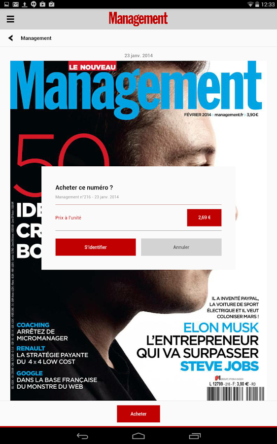 Management le magazine- screenshot