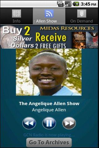 The Angelique Allen Show - screenshot