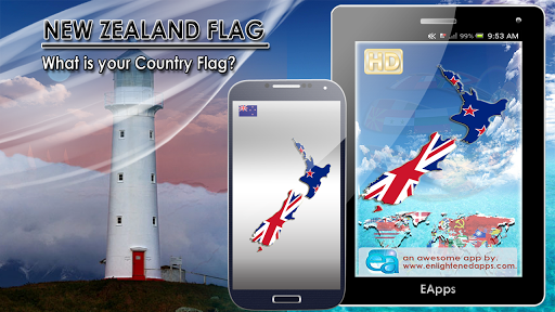 Noticon Flag: New Zealand