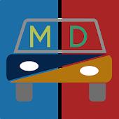Maryland MVA Driver License