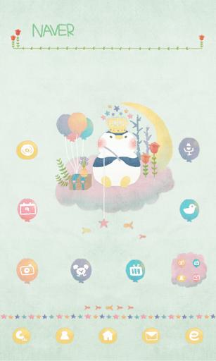 Sky dodol launcher theme
