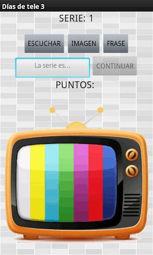 Días de tele 3