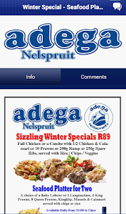 Adega Nelspruit - screenshot thumbnail