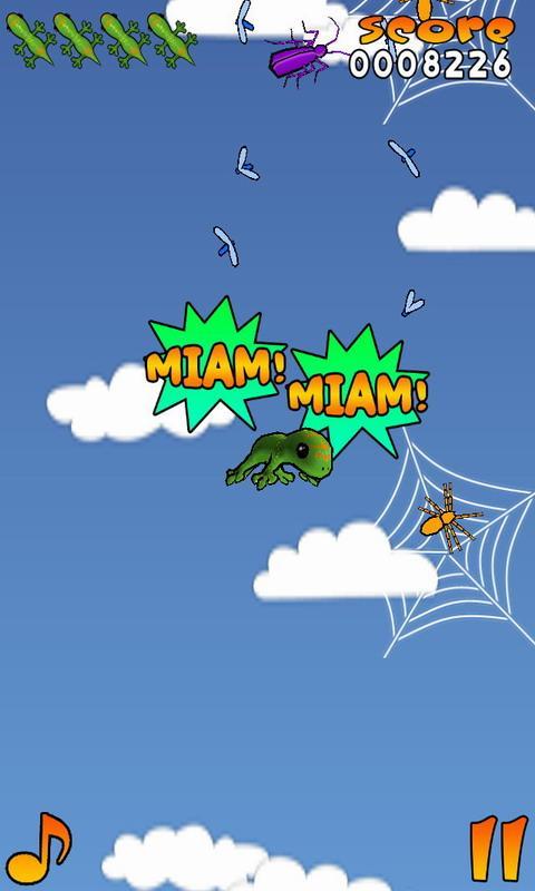 Acrobat Gecko Free - screenshot
