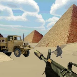 sniper army: pyramids war for PC and MAC