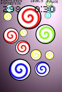 Squishy Bubble Popper Screenshot 2