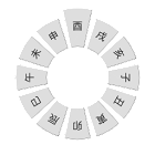 Japanese Traditional Time icon
