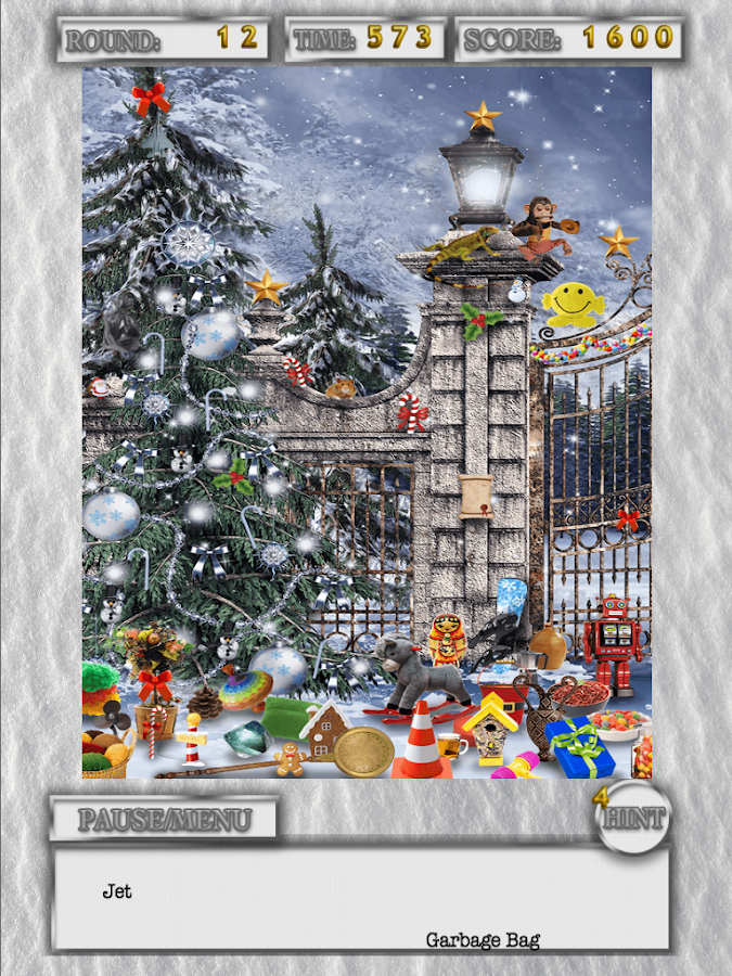 Hidden Objects White Christmas - Android Apps on Google Play