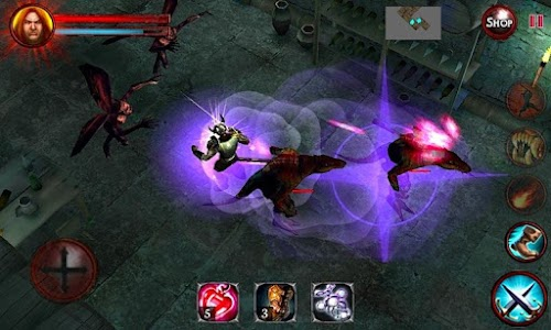 Demons & Dungeons (Action RPG) v1.8.5 (Mod Money)