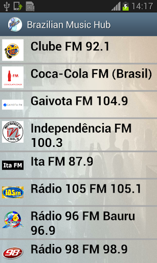 Brazilian Music Hub