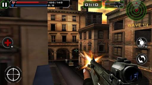 Death Shooter 2:Zombie killer Screenshot