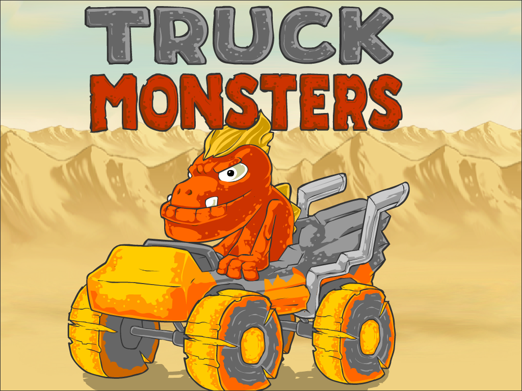 Truck Monsters- screenshot
